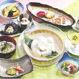 手造り豆腐料理 伝承館