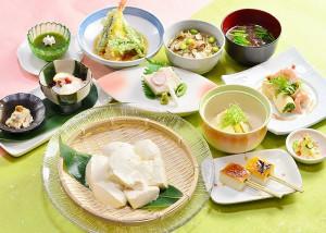 豆腐会席 3,000円コース(要前日予約)