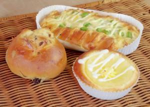 季節商品 パン各種