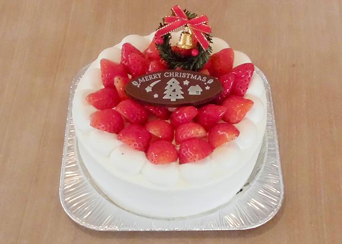 季節商品 クリスマスケーキ